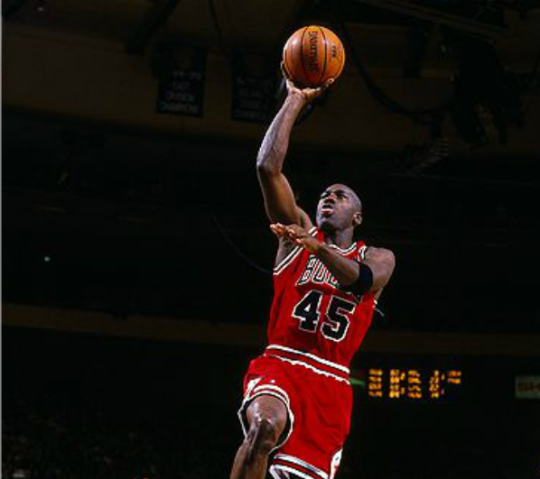 sports shoes 1074a 9e379 Just For Kicks – Michael Jordan's Other Jersey Numbers ...
