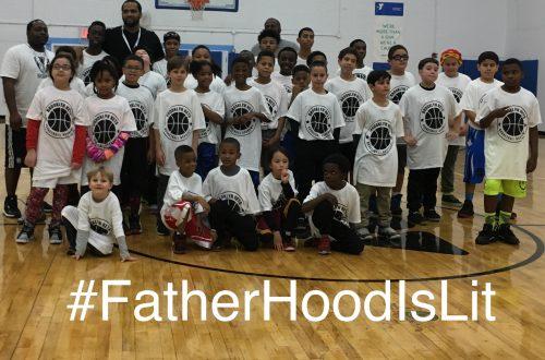 #FatherhoodIsLit