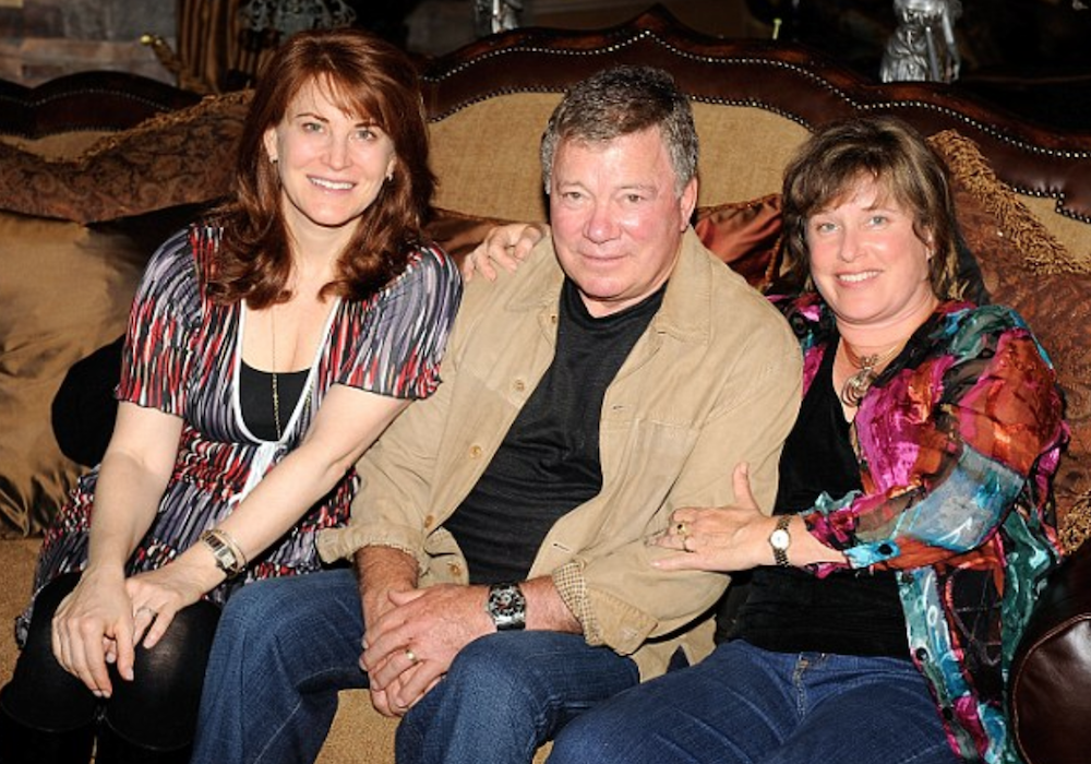 William Shatner Opens Up About Raising Three Daughters, Acting & More