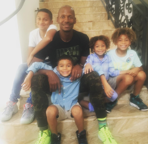 Ray-Allen-And-Kids