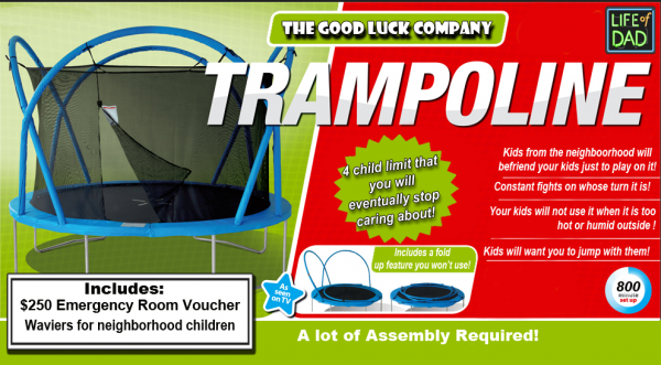Trampoline-Truth