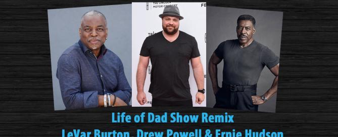 LeVar Burton, Drew Powell & Ernie Hudson