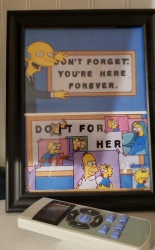 Framed-homer