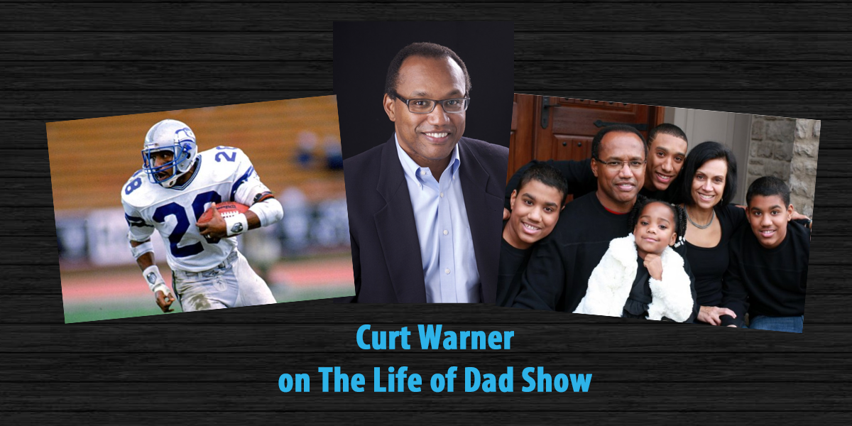 Curt Warner Talks Fatherhood, His Family's Story of Autism and Hope & More