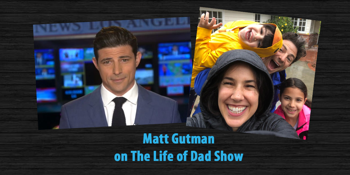 Matt Gutman Talks Fatherhood, His New Book The Boys In The Cave And Transporting Belly Juice