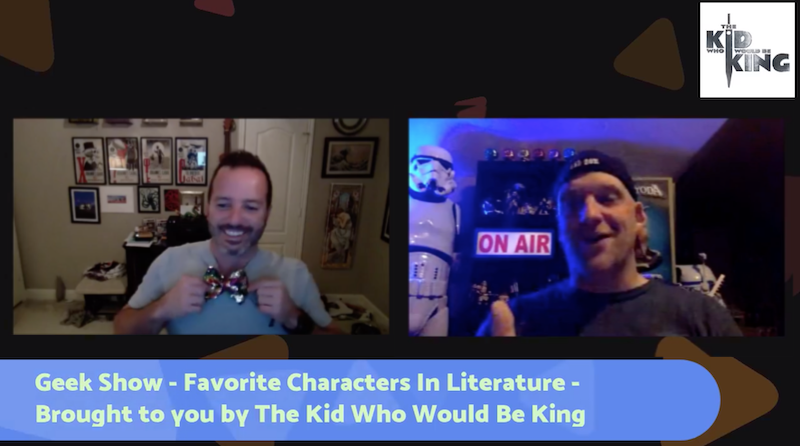 Geek Show - Favorite Characters In Literature