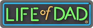 Life of Dad – A Worldwide Community of Dads Logo