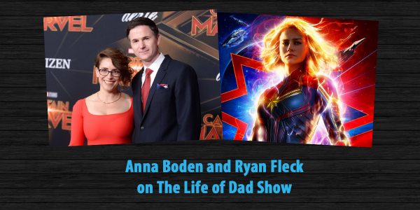 Anna Boden And Ryan Fleck Talk About Directing Captain Marvel Stan Lee 038 More