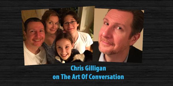 The Art Of Conversation 8211 Episode 295 8211 Chris Gilligan